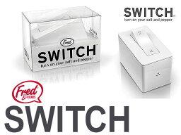 Fred SWITCH  Fred スイッチソルト&ペッパー SWITCH ■ アメリカ雑貨 アメリカン雑貨