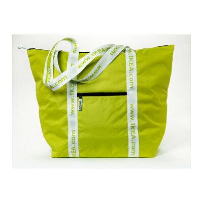 あす楽★【IKEAイケア】KYLVASKA ソフトクーラーバッグ52×20×40センチ【グリーン】 【ラッキーシール対応】