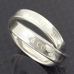 ティファニー 1837記念 指輪(レディース) ティファニー 1837 インターロッキング サークル リング【r】【新品/未使用/正規品】