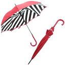 フルトン フルトン L723 023884 Bloomsbury-2 Diagonal Stripe 「Lulu Guinness」ルルギネス コラボモデル ワンタッチ ジャンプ傘 自動開き 長傘 2重構造 ブルームズバリー アンブレラ