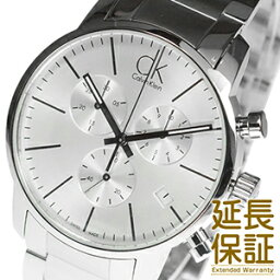 カルバンクライン 腕時計(メンズ) Calvin Klein カルバンクライン CK 腕時計 K2G27146 メンズ ck city chrono シーケー シティ クロノ