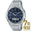 ウェーブ 【国内正規品】CASIO カシオ 腕時計 WVA-M640D-2A2JF メンズ WAVECEPTOR ウェーブセプター タフソーラー 電波