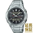 ウェーブ 【国内正規品】CASIO カシオ 腕時計 WVA-M650D-1AJF メンズ wave ceptor ウェーブセプター ソーラー電波時計