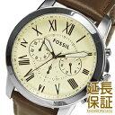 フォッシル 腕時計(メンズ) 【並行輸入品】FOSSIL フォッシル 腕時計 FS4735 メンズ GRANT グラント