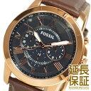 フォッシル 腕時計(メンズ) 【並行輸入品】FOSSIL フォッシル 腕時計 FS5068 メンズ Grant Chronograph グラント クロノグラフ