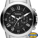 フォッシル 腕時計(メンズ) 【並行輸入品】FOSSIL フォッシル 腕時計 FS4736 メンズ GRANT グラント