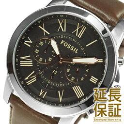 フォッシル 腕時計(メンズ) 【並行輸入品】FOSSIL フォッシル 腕時計 FS4813 メンズ GRANT グラント