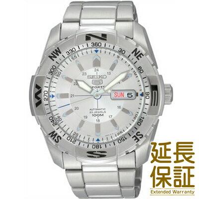 【あす楽】【レビュー記入確認後10年保証】【正規品】海外SEIKO 海外セイコー 腕時計 SNZJ03JC メンズ SEIKO5 SPORTS(セイコー5スポーツ)自動巻き