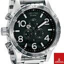 ニクソン 腕時計(メンズ) 【並行輸入品】NIXON ニクソン 腕時計 A083 000 メンズ THE51-30クロノグラフ ダイバーズウォッチ