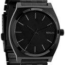 ニクソン 腕時計(メンズ) 【並行輸入品】NIXON ニクソン 腕時計 A045 001 メンズ THE TIME TELLER タイムテラー