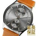 スカーゲン 腕時計(メンズ) 【並行輸入品】SKAGEN スカーゲン 腕時計 SKW6086 メンズ Holst ホルスト マルチファンクション