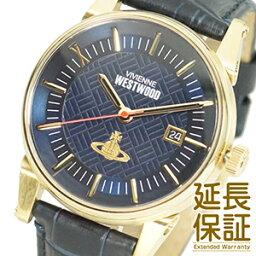 ヴィヴィアンウエストウッド 【並行輸入品】Vivienne Westwood ヴィヴィアンウエストウッド 腕時計 VV065BLBL メンズ クオーツ