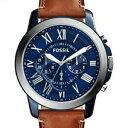 フォッシル 腕時計(メンズ) 【並行輸入品】FOSSIL フォッシル 腕時計 FS5151 メンズ GRANT グラント クオーツ