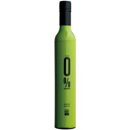 オフェス ofess イサブレラ0% 傘 ワインボトルの様な折りたたみ傘 OFESS グリーン 緑 isabrella0% UV おしゃれ かわいい かっこいい
