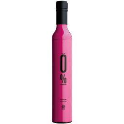 オフェス ofess イサブレラ0% 傘 ワインボトルの様な折りたたみ傘 OFESS ピンク isabrella0% UV おしゃれ かわいい かっこいい