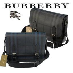 ショルダーバッグ BURBERRYバーバリーMen's ショルダーバッグ Hendley【英国直輸入】【送料無料】バーバリーショルダーバッグ・メッセンジャーバッグ