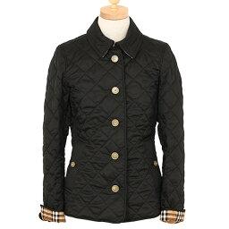 バーバリー バーバリー BURBERRY アウター レディース キルティングジャケット ブラック 黒 FRANKBY 8002545 QJA 1189 BLACK 【英国】