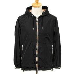バーバリー バーバリー BURBERRY メンズ ジャケット ブラック EVERTON 80266301 HS:119809 A1189 BLACK【英国】