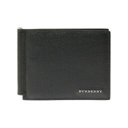 バーバリー マネークリップ バーバリー BURBERRY メンズ カードケース(マネークリップ) ブラック QUILLEN 4016529 LLN:ABSYD 00100 BLACK
