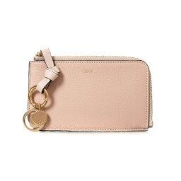 クロエ クロエ CHLOE 財布 レディース カードケース/コインケース ヌードピンク ALPHABET CARD HOLDER [アルファベット] CHC17AP944 H9Q 24L BLUSH NUDE
