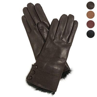 デンツ DENTS レディース グローブ 手袋 ヘアシープ SOPHIE 7-2334 HAIRSHEEP [全4色] 【英国】