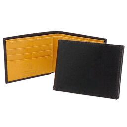 エッティンガー 二つ折り財布(メンズ) エッティンガー ETTINGER 財布 メンズ 二つ折り財布(小銭入れ付) ブラック 黒 ブライドルレザー BILLFOLD WITH 3 C/C & COIN PURSE BH141JR BLACK BRIDLE HIDE COLLECTION【英国】