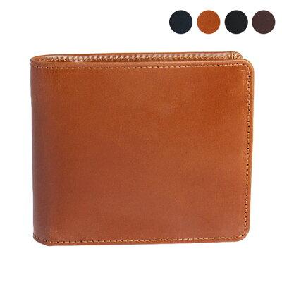 グレンロイヤル GLENROYAL 財布 メンズ 二つ折り財布(小銭入れ付) WALLET WITH COIN CASE 03-4128 [全4色]【英国】