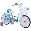 ディズニー アナと雪の女王 16インチ <完成品>★今なら、自転車カバープレゼント!!【クレジットOK!】アイデス 子供用自転車 ディズニーキャラクター エルサ オラフ