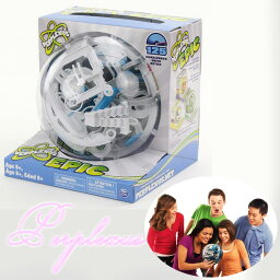 パープレクサス  パープレクサス エピック PERPLEXUS 【送料530円から】 (ot) 立体パズル 上級 Spin Master 3D立体迷路 知育玩具