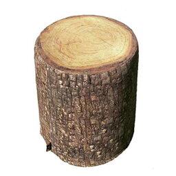 丸太クッション ディテール DETAIL フォレストコレクション Forest collection ツリーシート tree seat 2199S 40cmx45cm 【送料無料】【代引不可】【ラッピング不可】