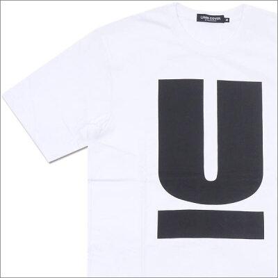 UNDERCOVER アンダーカバー U Tシャツ WHITE 200003630044x【新品】 半袖Tシャツ