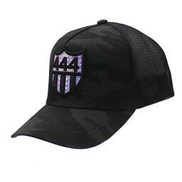 ヨシノリコタケ 新品 ヨシノリコタケ YOSHINORI KOTAKE x バーニーズ ニューヨーク BARNEYS NEWYORK HOLOGRAM 444 LOGO MESH CAP キャップ BLACK ブラック 黒 メンズ 新作 ヘッドウェア