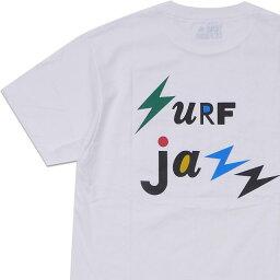 ロンハーマン 新品 ロンハーマン RHC Ron Herman SURF JAZZ S/S TEE Tシャツ WHITE ホワイト 白 メンズ 新作 半袖Tシャツ 39ショップ