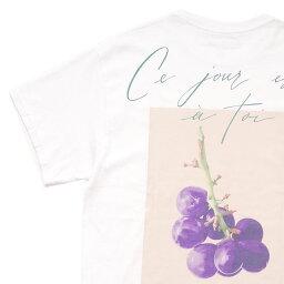 ロンハーマン 新品 ロンハーマン Ron Herman x ディセンダント DESCENDANT 21SS GRAPE SS TEE Tシャツ WHITE ホワイト 白 メンズ 新作 2021SS 211ATDS-CSM03RS 半袖Tシャツ 39ショップ