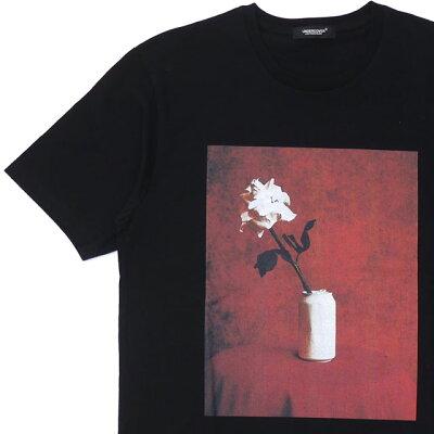 アンダーカバー UNDERCOVER x VERDY ヴェルディ WASTED YOUTH TEE Tシャツ BLACK 200007996531 【新品】 Girls Don't Cry ガールズドントクライ