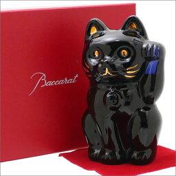 バカラ 招き猫 Baccarat バカラ CRYSTAL 招き猫 NAVY 290001371011 【新品】