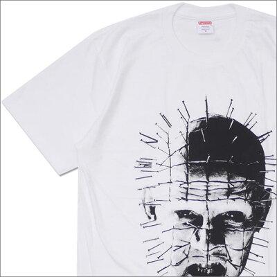 【14:00までのご注文で即日発送可能】 シュプリーム SUPREME Hellraiser Tee Tシャツ WHITE 200007820040 104002570040 104002568040 104002569040 【新品】