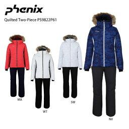 フェニックス PHENIX フェニックス スキーウェア レディース Quilted Two-Piece PS9822P61
