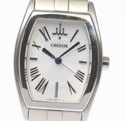 クレドール 【SEIKO】セイコー クレドール 4J81-0AE0 クォーツ レディース【190210】