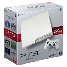 PS3 PlayStation 3 (320GB) クラシック・ホワイト (CECH-2500BLW)