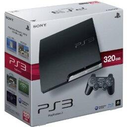 PS3 PlayStation 3 (320GB) チャコール・ブラック (CECH-2500B) : ソニー・コンピュータエンタテインメント