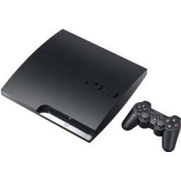 PS3 PlayStation 3 (160GB) チャコール・ブラック (CECH-2500A) 【メーカー生産終了】 : ソニー・コンピュータエンタテインメント