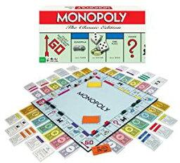 モノポリー Monopoly Classic Edition Game 新品