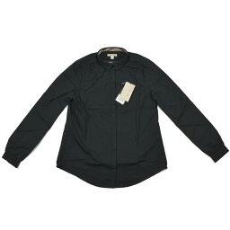 バーバリー 【アウターSALE価格】バーバリー BURBERRY BRIT ドレスシャツ ブラック 39565083197 レディース【SS】【送料無料】
