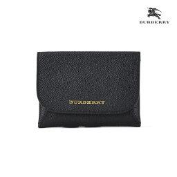 バーバリー 名刺入れ 【楽天スーパーSALE】バーバリー BURBERRY 4043664 カードケース 名刺入れ パスケース ブラック 黒 SLG BLACK