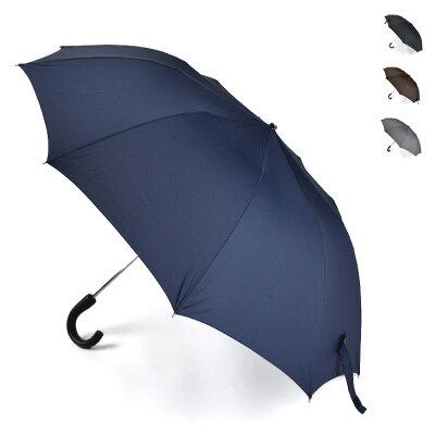 FOX UMBRELLAS フォックスアンブレラズ Black Maple Crook Handle 折りたたみ傘(58cm) TEL1 メンズ/傘/英国製/ギフト【AW】【送料無料】【SSFU】