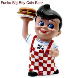 キャラクターグッズ(フィギュア・貯金箱など) 貯金箱 フィギュア FUNKO BIG BOY BANK ファンコ製 ビッグボーイ コインバンク(貯金箱) キャラクター アメリカン雑貨