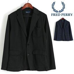 フレッドペリー SALE セール SALE セール フレッドペリー ジャケット メンズ ジャージ素材 テーラード フレキシブル