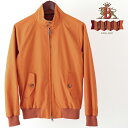 バラクータ バラクータ G9 オリジナル ハリントンジャケット パンプキン 英国製 メンズ リブ スイングトップ ブルゾン 上着
