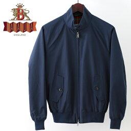バラクータ バラクータ G9 オリジナル ハリントンジャケット ネイビー 英国製 メンズ リブ スイングトップ ブルゾン 上着